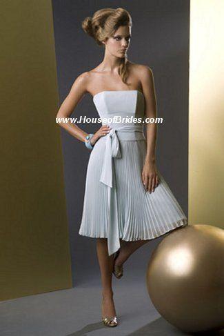 Brides maid dress idea
