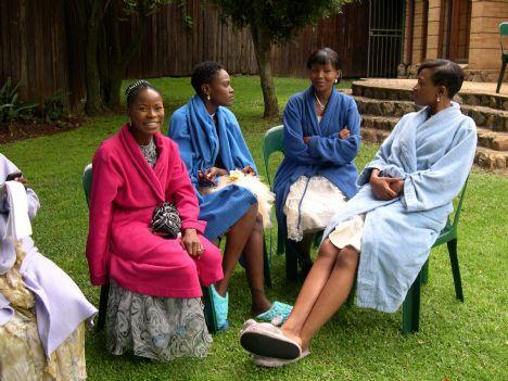 Muvhango Thandaza Wedding