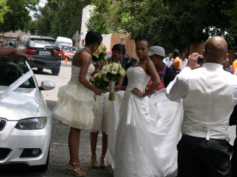 Monday World Re Lives Thandazas Wedding
