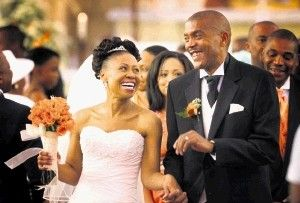 Basetsana and Romeo Kumalo | Flickr - Photo Sharing!