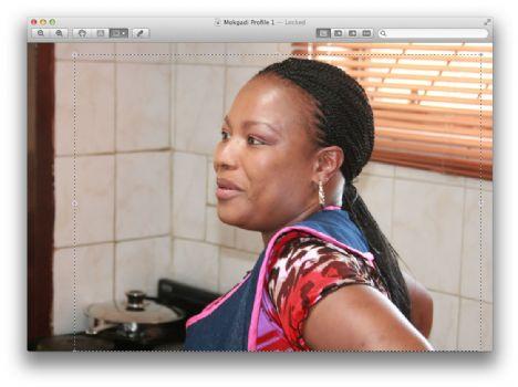 Malobane Mbatha as Mokgadi
