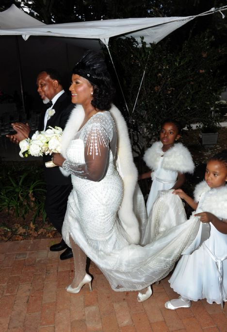 Kgalema Motlanthe Gets Married