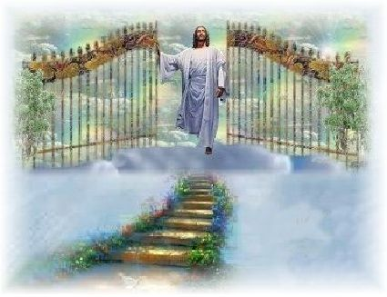 an analysis of the topic of the gateway to heaven These words, by a woman who has just buried her dog, are spoken in gates of  heaven they express the central mystery of life.