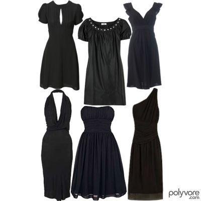 Как из черного платья сделать белое