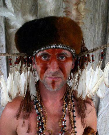 Bruce Parry, modern shaman? — Philosophy for Life