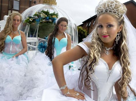 Big fat Gypsy Wedding 2