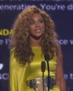 Beyonce Award
