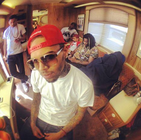 Chris Brown BHS BET