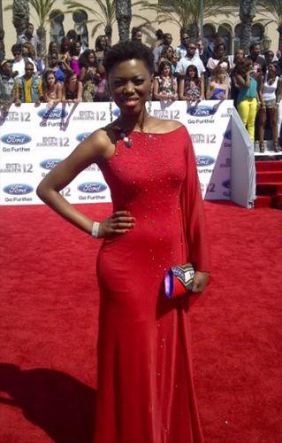 2012 BET Awards Lira