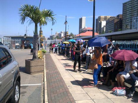 LIVE Durban 2012