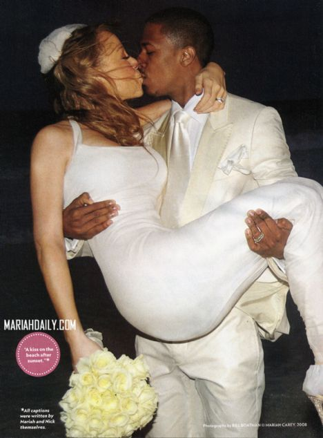 mariah carey cries at wedding anniversay with nick cannon 2 Mariah Carey