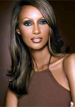 Iman Cosmetics on On Cnn Puts The Spotlight On Supermodel Turned Business Woman Iman