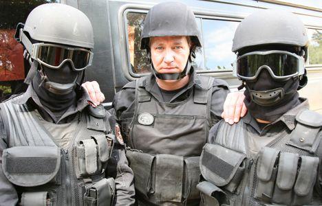 Policía de Elite