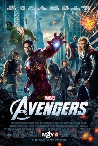 Avengers Large
