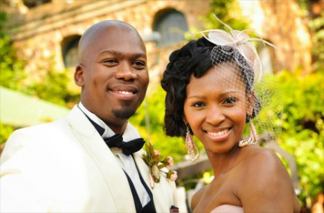 Generations Dineo Wedding 11