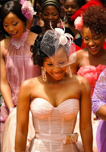 Generations Dineo Wedding 2