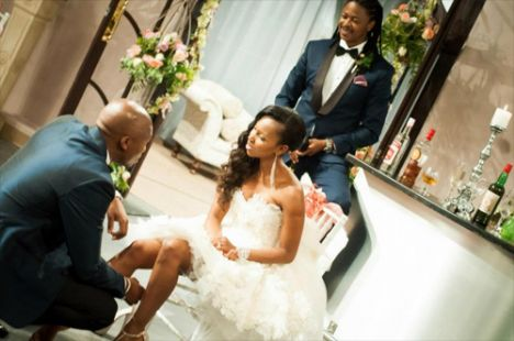 Generations Dineo Wedding 33