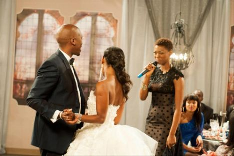 Generations Dineo Wedding 34