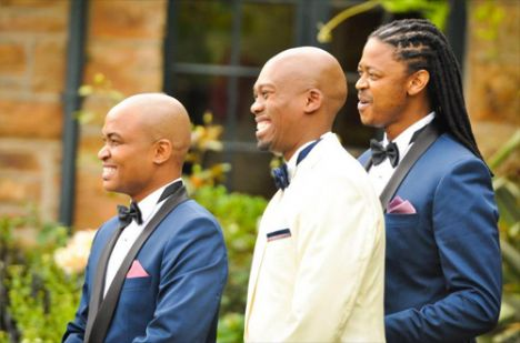 Generations Dineo Wedding 7