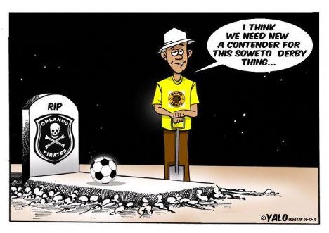 Chiefs Are Very Confident That They Are Going To Bury Pirates