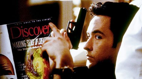 John Cusack also plays a hit man in a black comedy, Grosse Pointe Blank