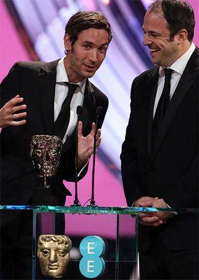 BAFTAs Winners 1