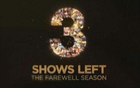 Farewell Season 1