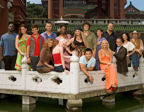 Survivor: China (Season 15) movie