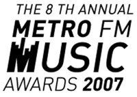 metro fm awards logo