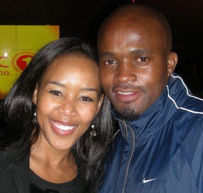 Who is kedibone mkhabela dating divas