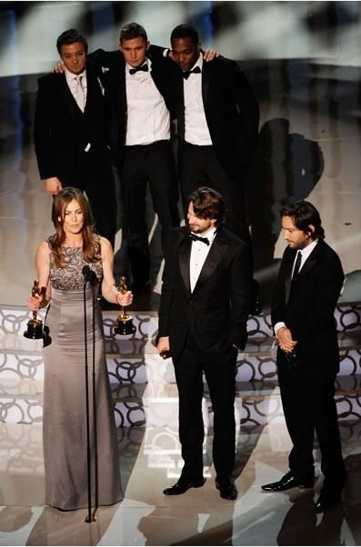Katheryn Oscars