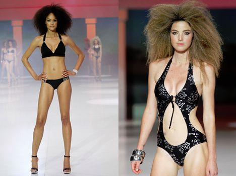 Pin Back Bikini Gia Macool Swimwear on Pinterest