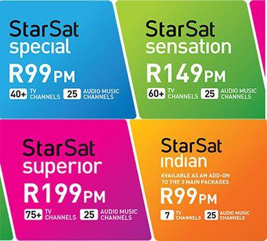StarSat Bouquets 31 10 2013