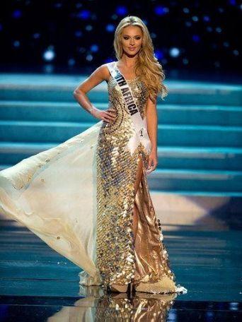 Miss Universe 2012 100