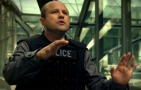 Flashpoint: ... Played Sam Braddock