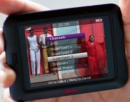 cool gift idea: dstv's walka | tashi's tv | tvsa - Mobile Tv Dstv