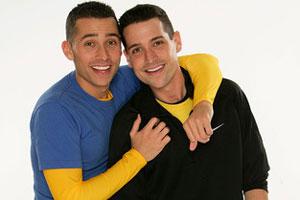 Dan Pious and Jordan Pious