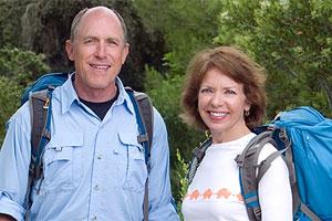 Bill Alden and Cathi Alden