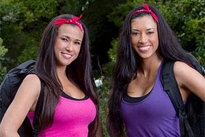 Kaylani Paliotta and Lisa Tilley