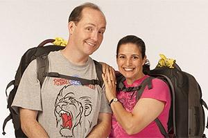 Dave Gregg and Cherie Gregg
