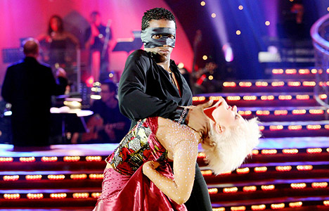 Gugu Zulu and Sarah Cooper, Strictly Come Dancing 5