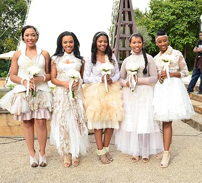 Muvhango Thandaza Wedding Pictures