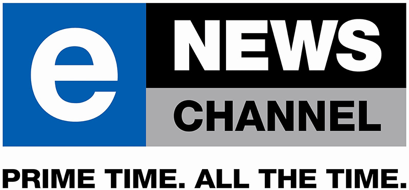 eNews Channel logo, 2008-2012