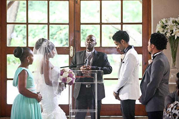 Skeem saam leeto wedding