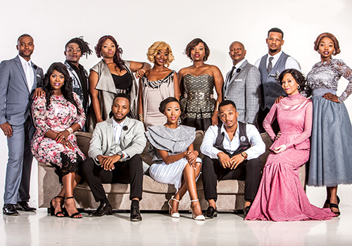 Pics! Uzalo cast go glam for 2016 photoshoot | SABC1 | TVSA