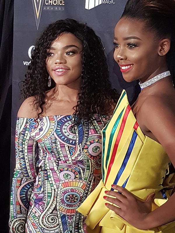 Thuso Mbedu Pictures Tvsa