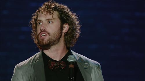 TJ Miller Meticulously Ridiculous