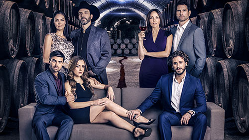 Everything you need to know about Telemundo's Blood & Wine