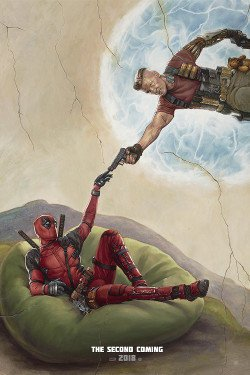 Review: Deadpool 2 | blah blah blah | TVSA