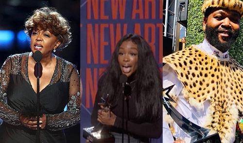 2018 BET Awards: all the winners   Awards   TVSA